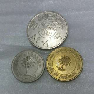 (Oversea Lot Coin) Middle East Coin