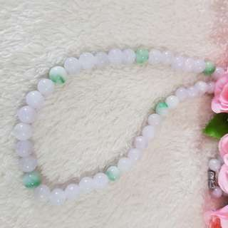 Jadeite Jade necklace