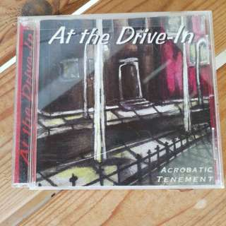 At The Drive In - Acrobatic Tenement cd
