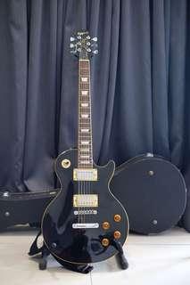 Epiphone Les Paul (mod w Gibson Burstbuckers Pro) w hardcase