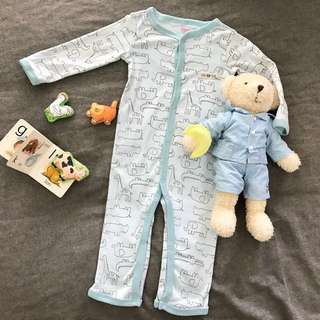 Baby Sleepsuit 12 months