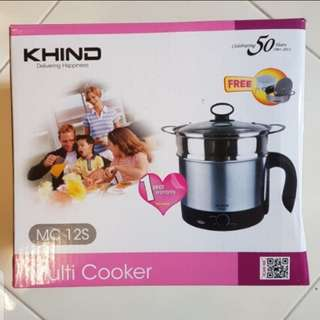 Almost brand new Multi Cooker