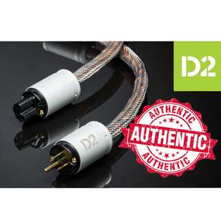 Ansuz Power Cable D2 (1.5M / BNIB)