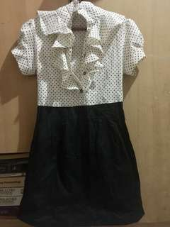 Pre loved Polka Dress