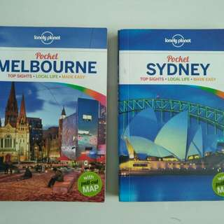 Melbourne and Sydney - travel guide - lonely planet