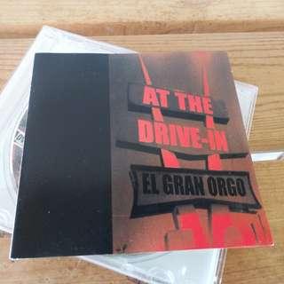 At The Drive In - El Gran Orgo cd