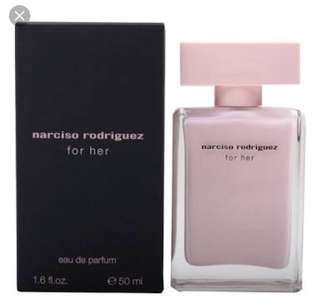 Narciso Rodriguez Her perfume