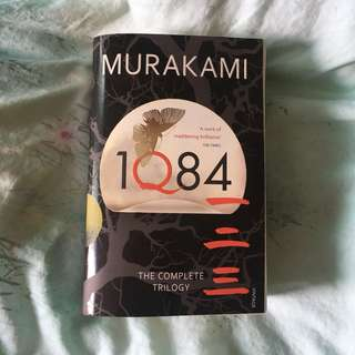 1Q84 By Haruki Murakami (Whole trilogy)