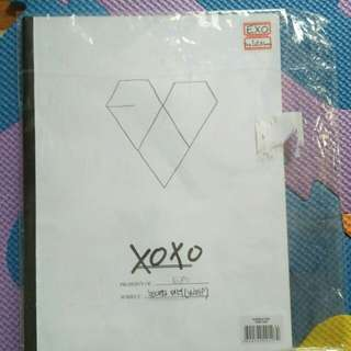 Exo first album xoxo kiss ver