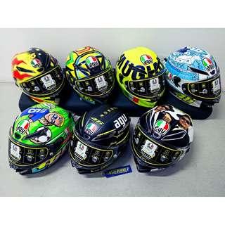 AGV Pista GPR Rossi