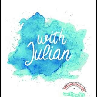 With Julian by Wulanfadi