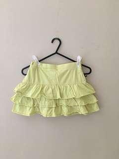 Toughskins Skort Skirt Fit 6-7Y