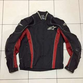 Alpinestar Riding Jacket Rain Resistant