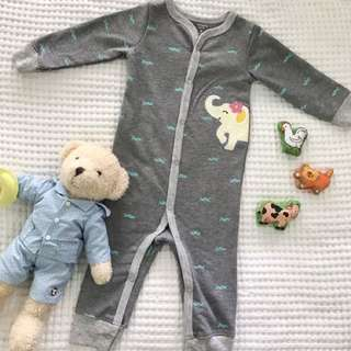 Baby sleepsuit 9 months