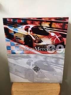 1:18 Sauber Mercedes C9