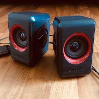 Sonic gear 2.0 speaker