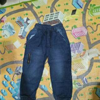Jogger jeans budak
