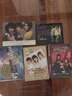 SHE Music CDs