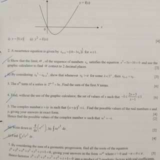 Rare A Level H2 Math Papers Learners Lodge