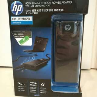 HP 90W Slim Notebook Power Adapter