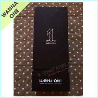 WANNA ONE OFFICIAL LIGHTSTICK VER.2