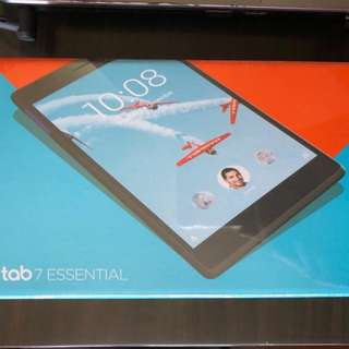 全新Lenovo TAB 7 Essential原廠保用送機套
