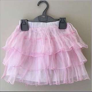 Brand New Skirt Fit 6-7Y