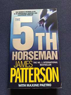 James Patterson - The 5th Horseman