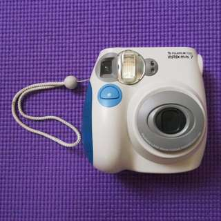 REPRICED Fujifilm Instax Mini 7