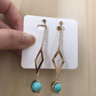 韓國耳夾 earrings 冇耳窿都用得