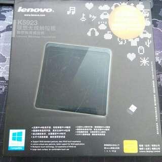 Lenovo 聯想 K5923 無線觸控板