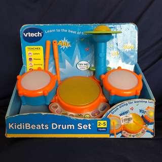 Vtech Kiddie Beats Drum Set