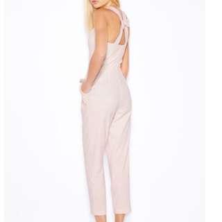 (3 for RM150) Miss Selfridge Bow Back Jumpsuit