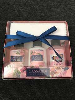Cassardi mysterious garden 4pc set