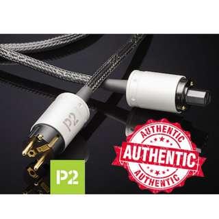 Ansuz Power Cable P2 (1.5M / BNIB)