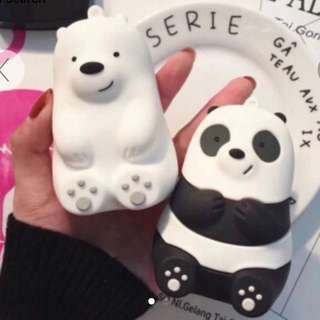 We Bare Bears Portable Charger