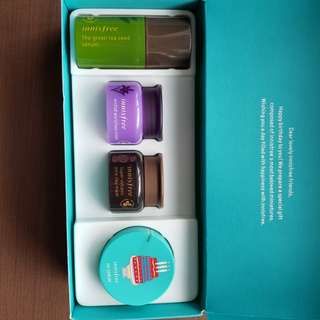 Innisfree Green Tea Seed Serum, Orchid Series and Others