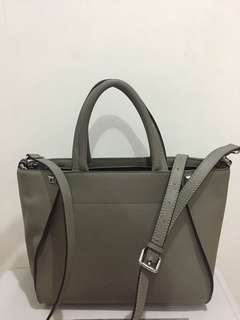 Hand/shoulder Bag Grey