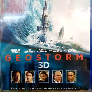 GEOSTORM 3D+BLURAY