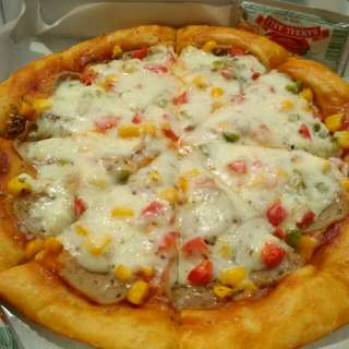 Pizza Mozza Meatball (diameter 22cm)
