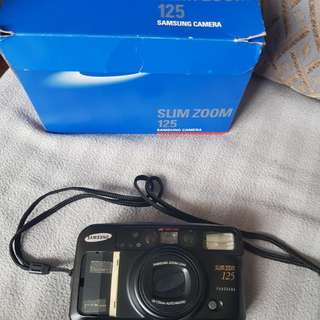 Samsung Film Camera