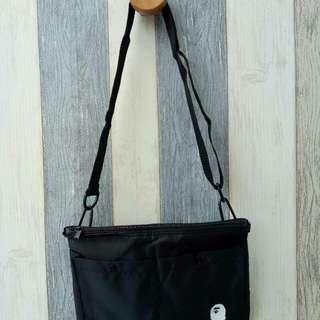 """Bape Nylon Sling Bag """"From Japan Magazine Appendix"""""""