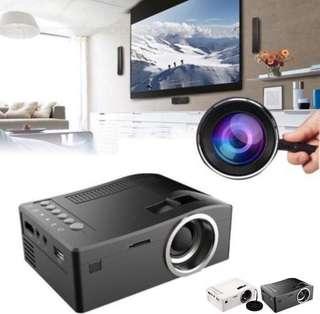 Brand New -🎥 Mini LED Projector 👍🏻