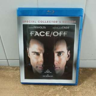 Face Off - Special Collector's Edition - Blu-ray - US import (original)