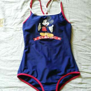 Disney swimsuit