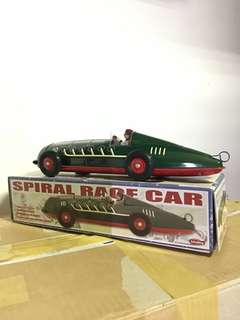Schylling Spiral Race Car Collection Series.
