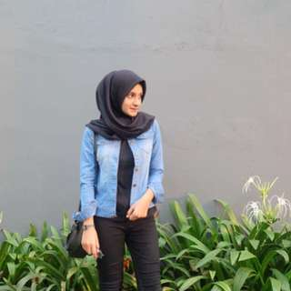 Jaket jeans / jeans jacket / denim jacket