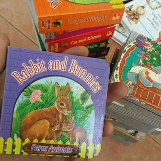 Mini Children's books