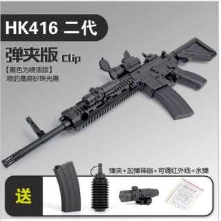 Lehui HK416 Gen 2 WBB Gun