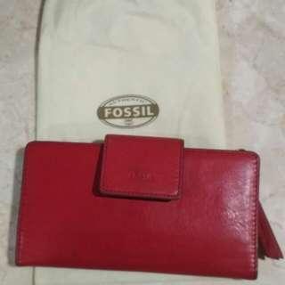 Fossil 100% ASLI